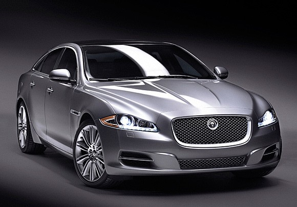 Jaguar XJ photo 05