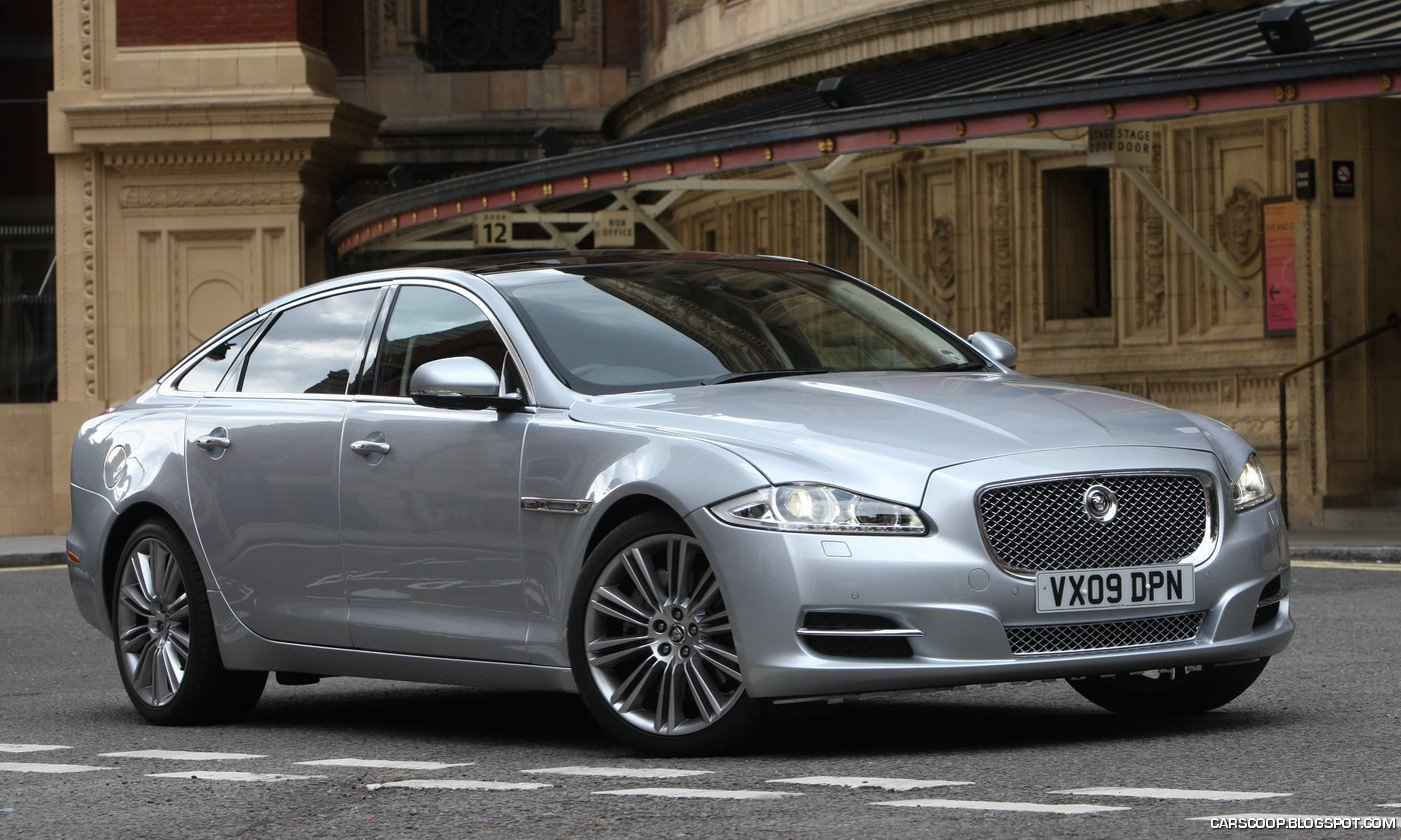 Jaguar XJ photo 07