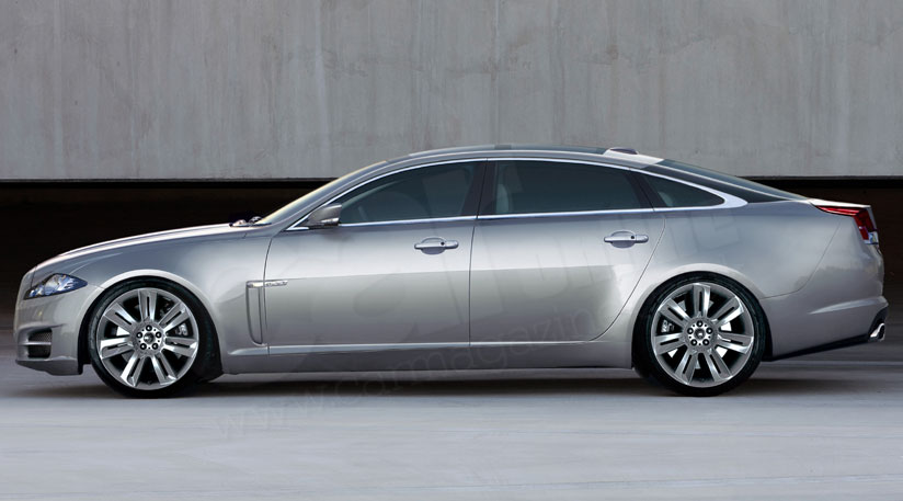 Jaguar XJ photo 10