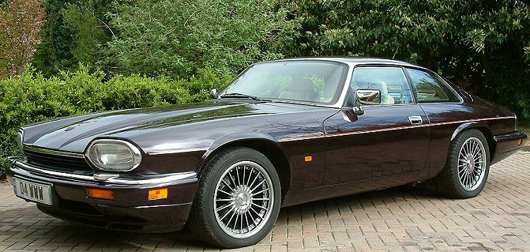 Jaguar XJS technical details, history, photos on Better
