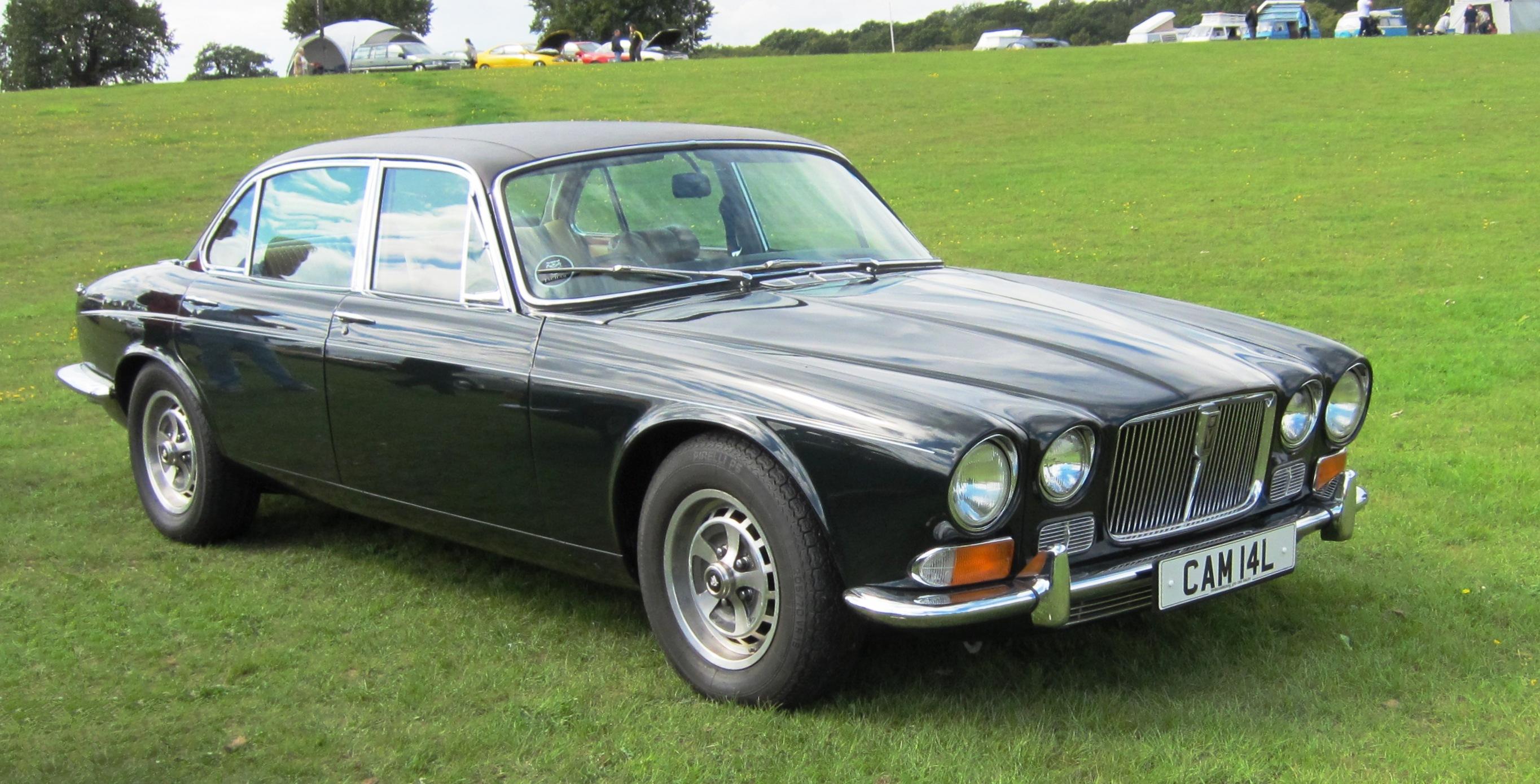 Jaguar Xj12 Technical Details History Photos On Better