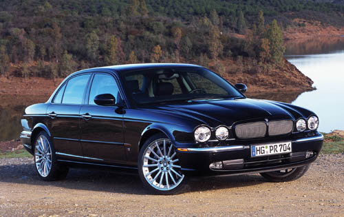 Jaguar XJR photo 06