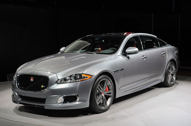 Jaguar XJR photo 08