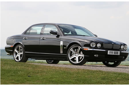 Jaguar XJR photo 16