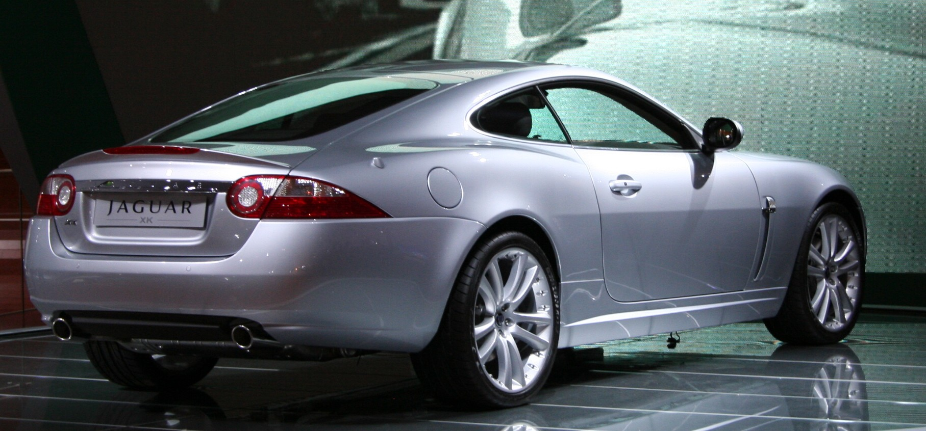 Jaguar XK photo 01