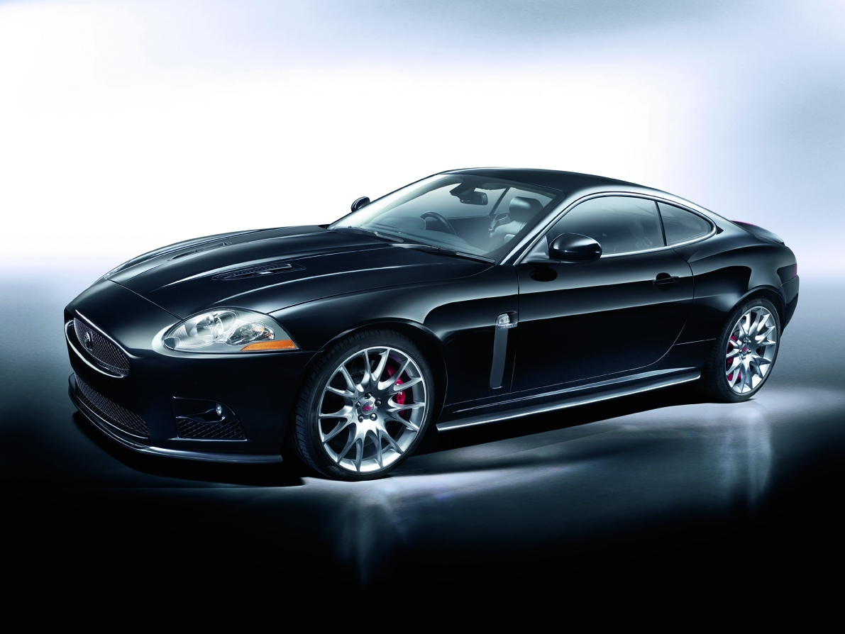 Jaguar XKR photo 07