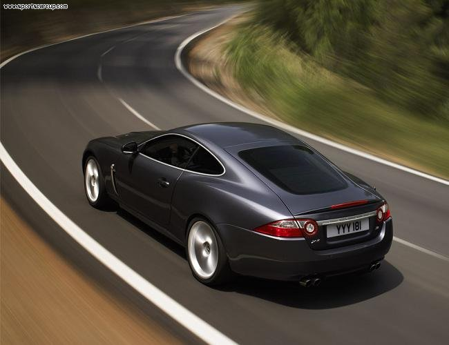 Jaguar XKR photo 08