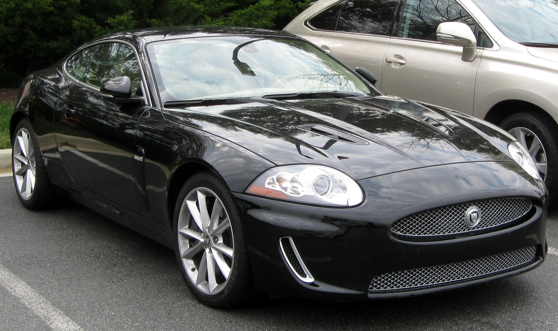 Jaguar XKR photo 10