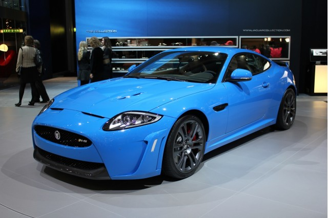 Jaguar XKR photo 13