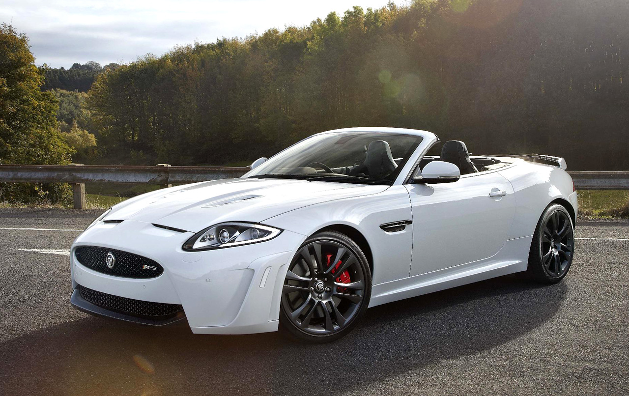 Jaguar Xkr S Cabrio Technical Details History Photos On