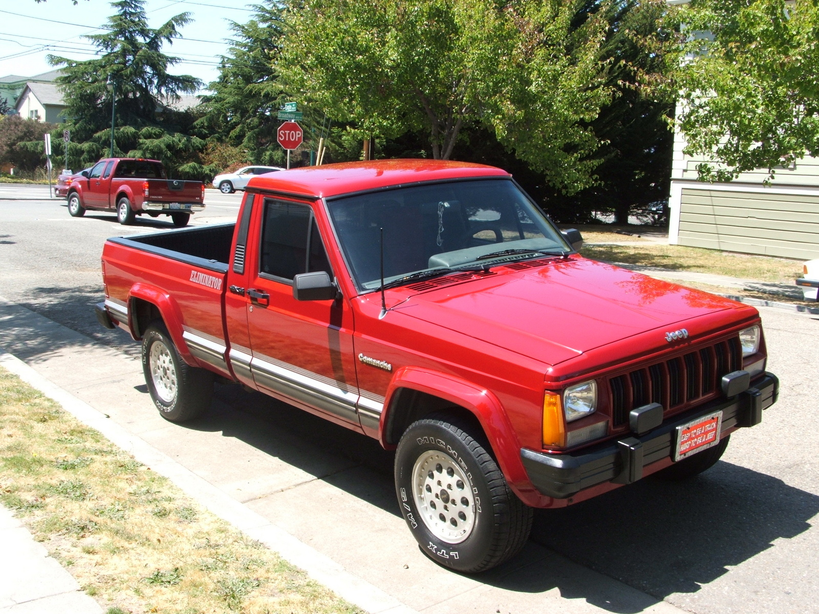 Jeep Comanche photo 06