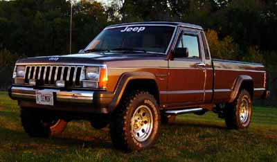 Jeep Comanche photo 08