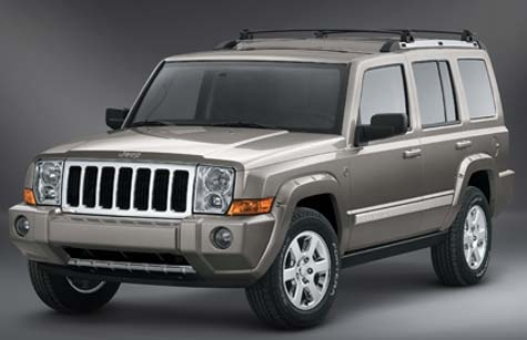 Jeep Commander image #7