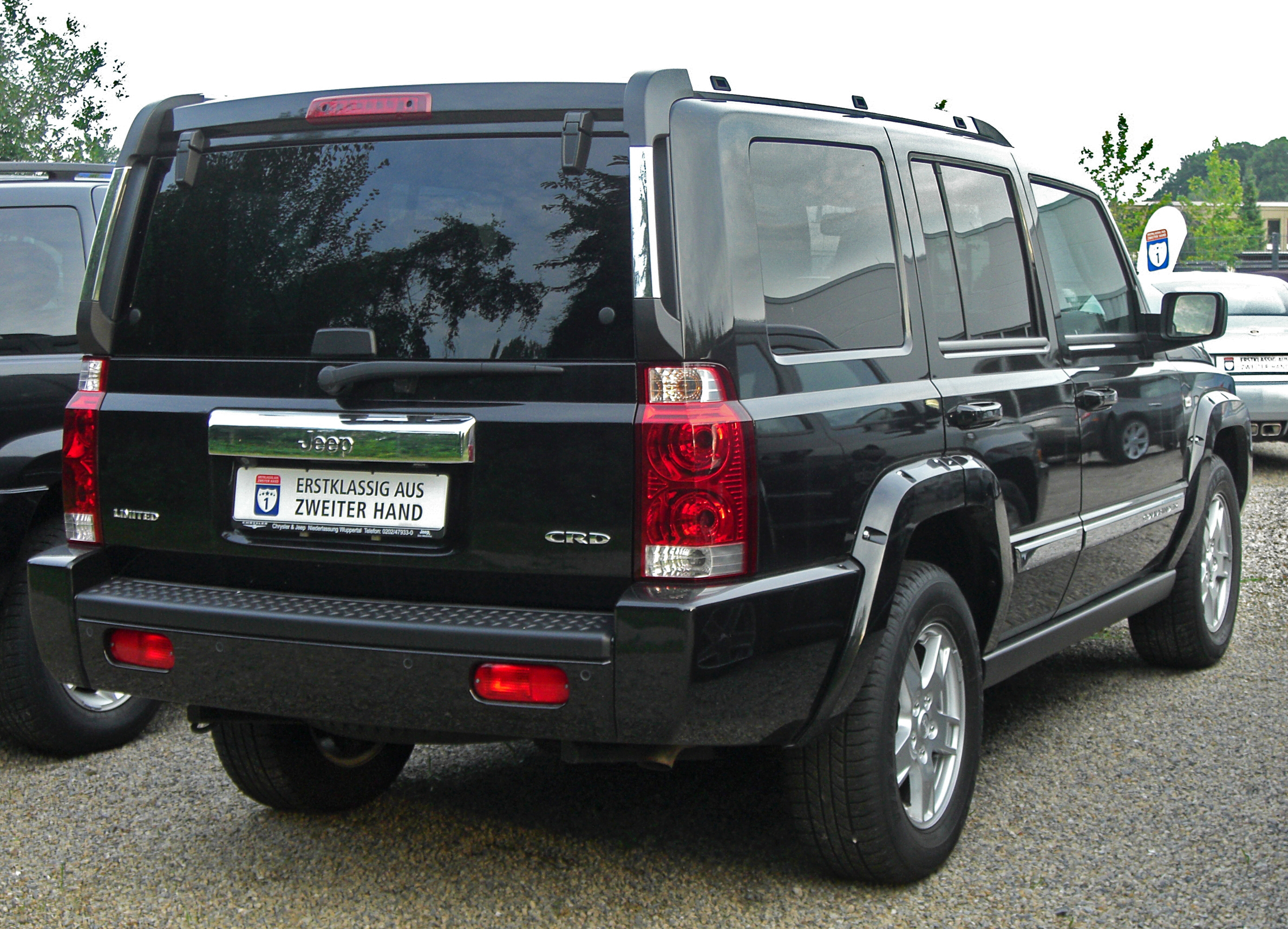 Jeep Commander 3.0 CRD image #2