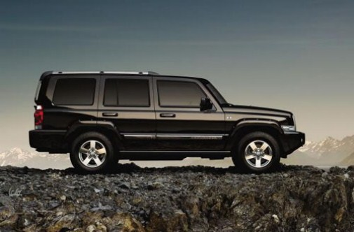 Jeep Commander 3.0 CRD image #5