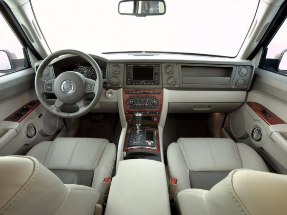 Jeep Commander 3.0 CRD image #6