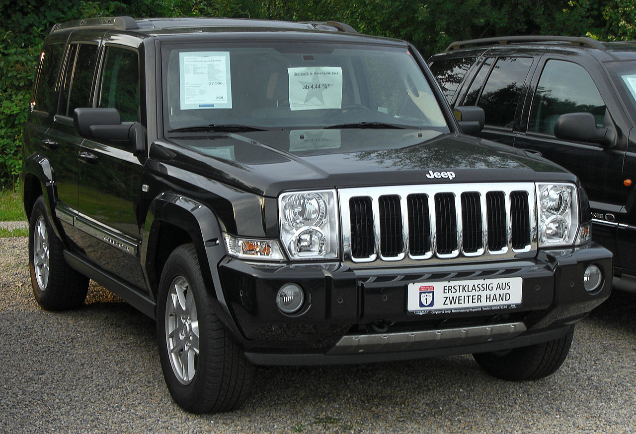 Jeep Commander 3.0 CRD image #8
