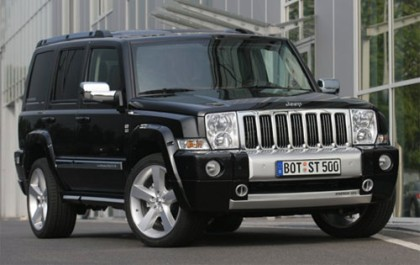 Jeep Commander 3.0 CRD image #12