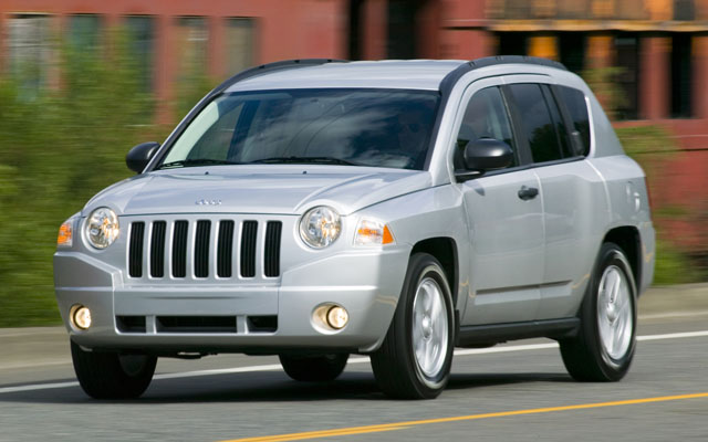 Jeep Compass image #8