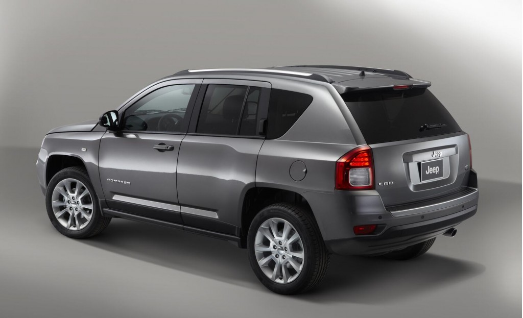 Jeep Compass Overland image #6