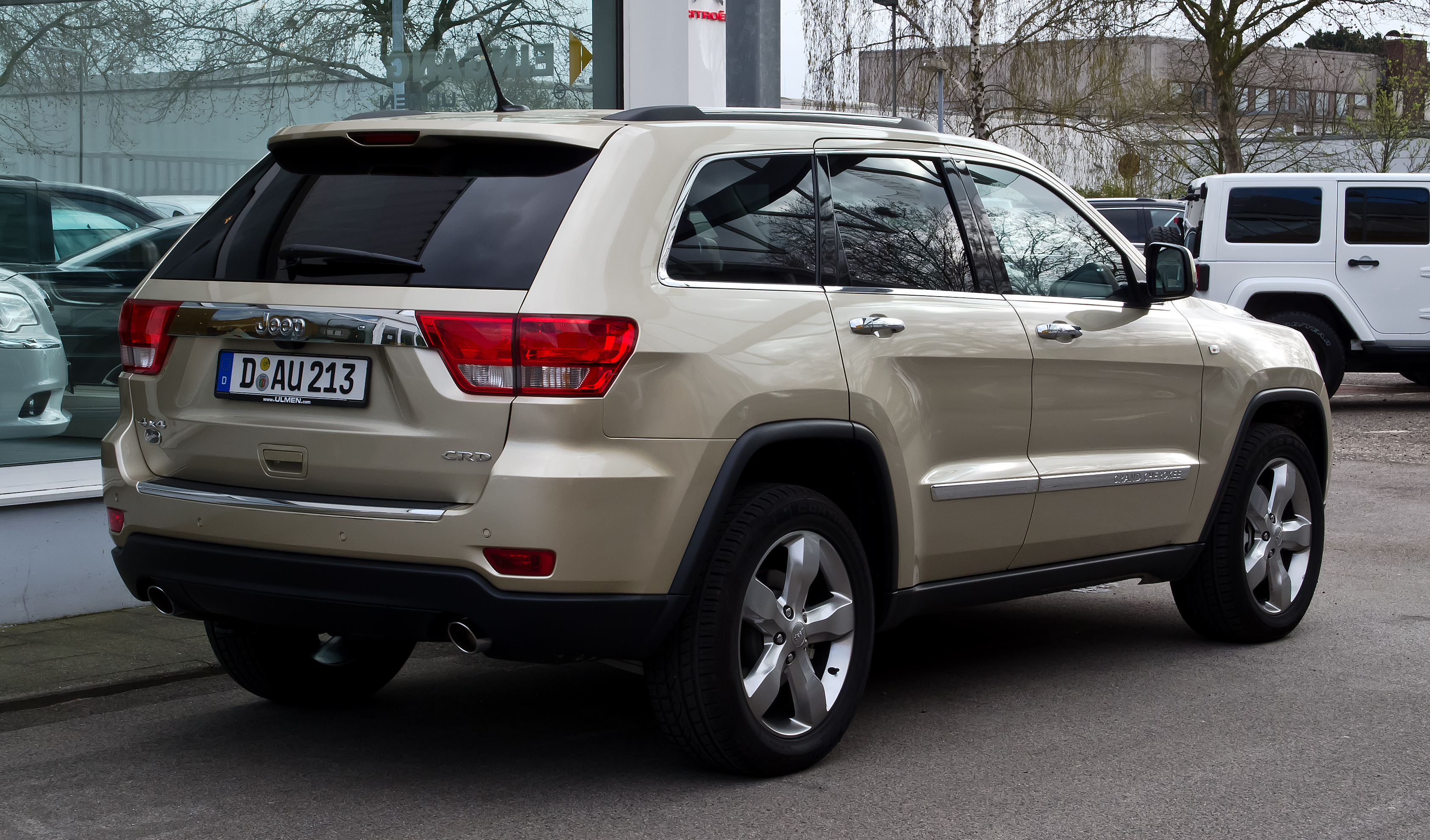jeep grand cherokee 3 0 crd technical details history photos on better parts ltd. Black Bedroom Furniture Sets. Home Design Ideas