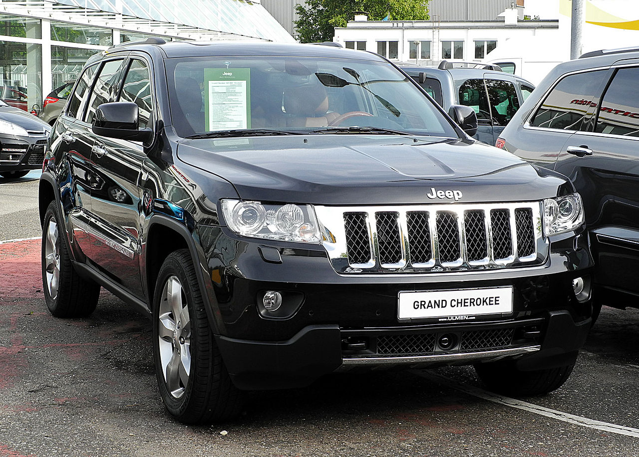 jeep grand cherokee 3 0 crd technical details history. Black Bedroom Furniture Sets. Home Design Ideas