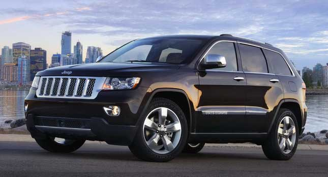 Jeep Grand Cherokee Overland photo 03