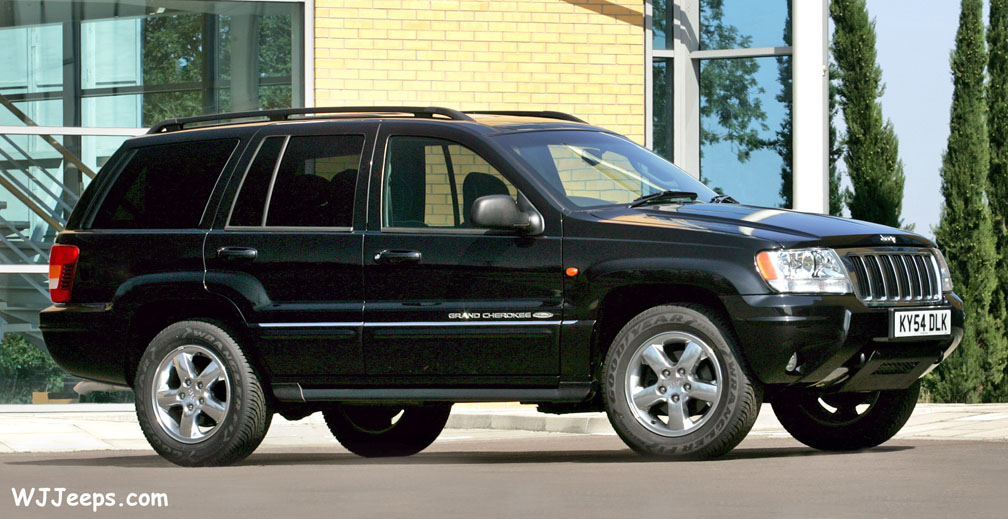 Jeep Grand Cherokee Overland photo 04