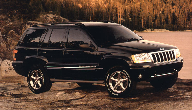 Jeep Grand Cherokee Overland photo 06