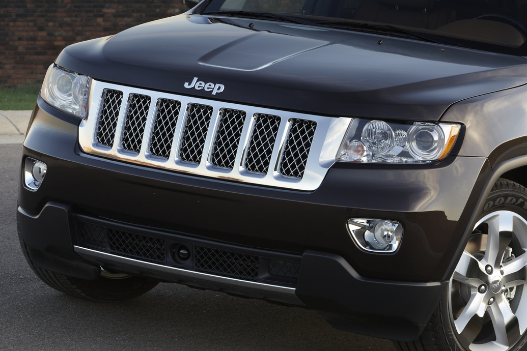 Jeep Grand Cherokee Overland photo 07