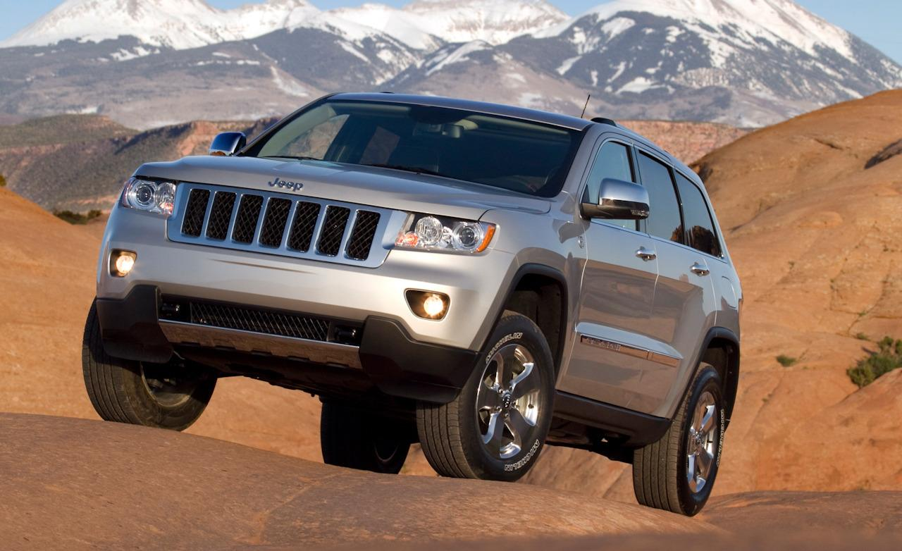 Jeep Grand Cherokee Overland photo 09
