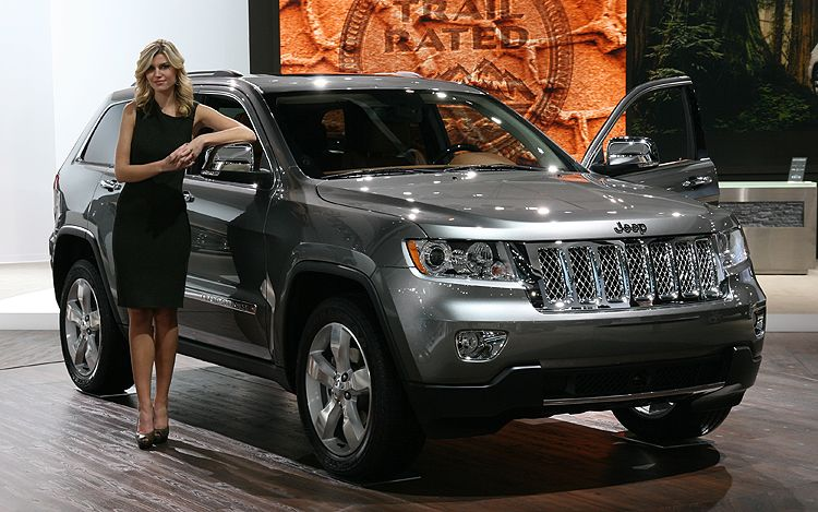 Jeep Grand Cherokee Overland photo 11