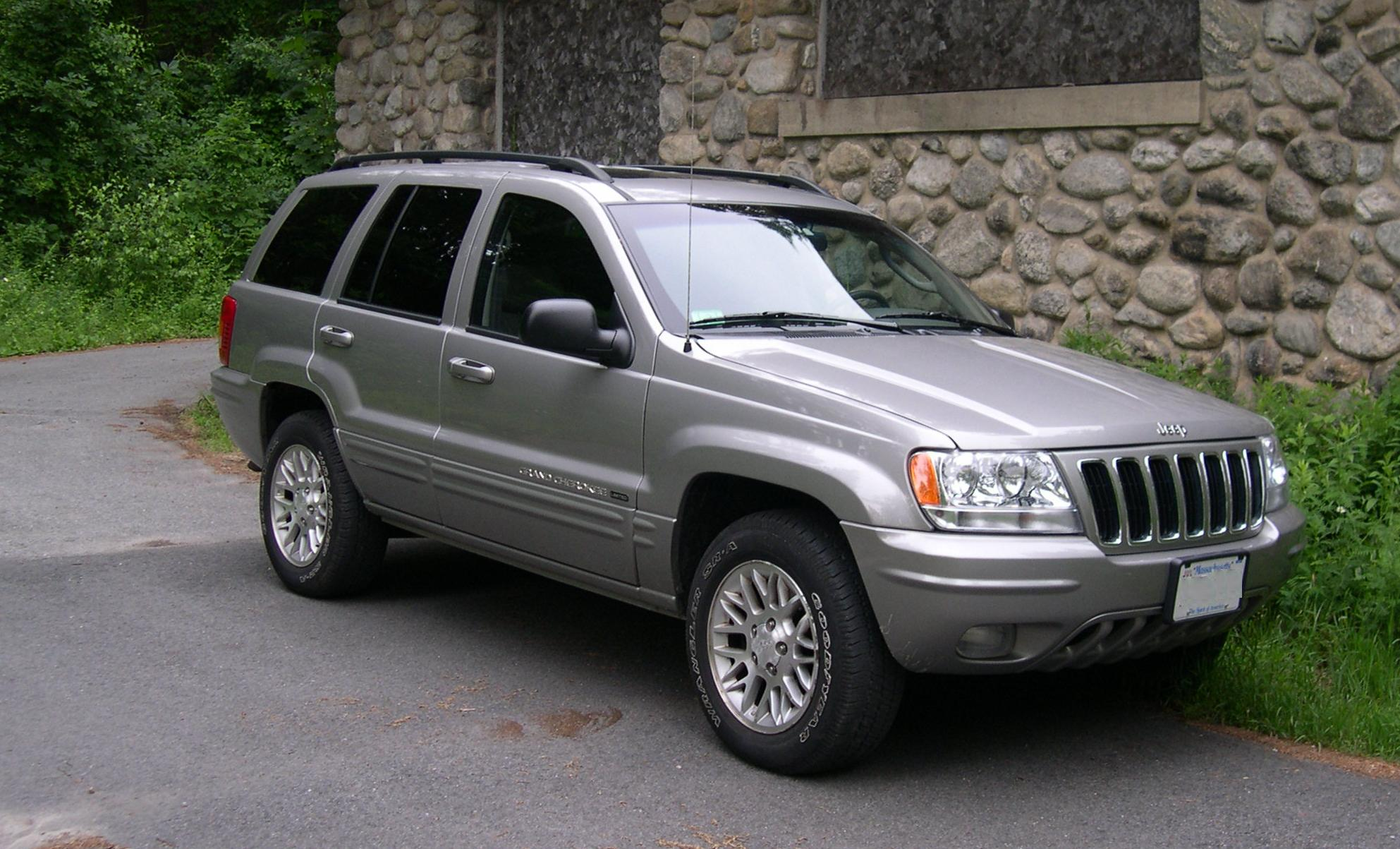 Jeep grand cherokee wj photo 01