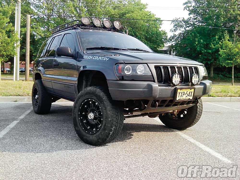 Jeep Grand Cherokee WJ photo 03