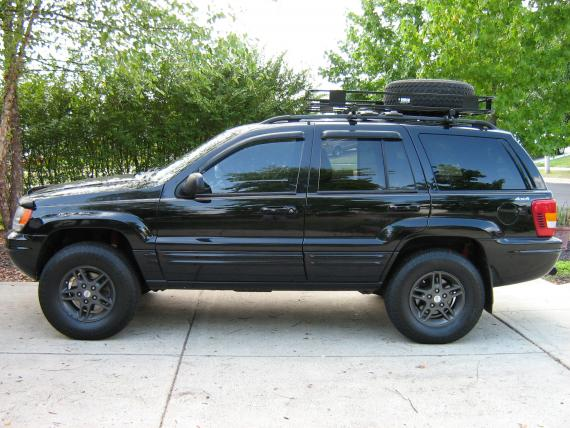 Jeep Grand Cherokee WJ photo 04