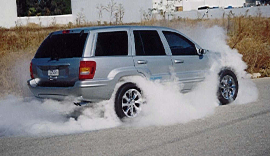 Jeep Grand Cherokee WJ photo 08