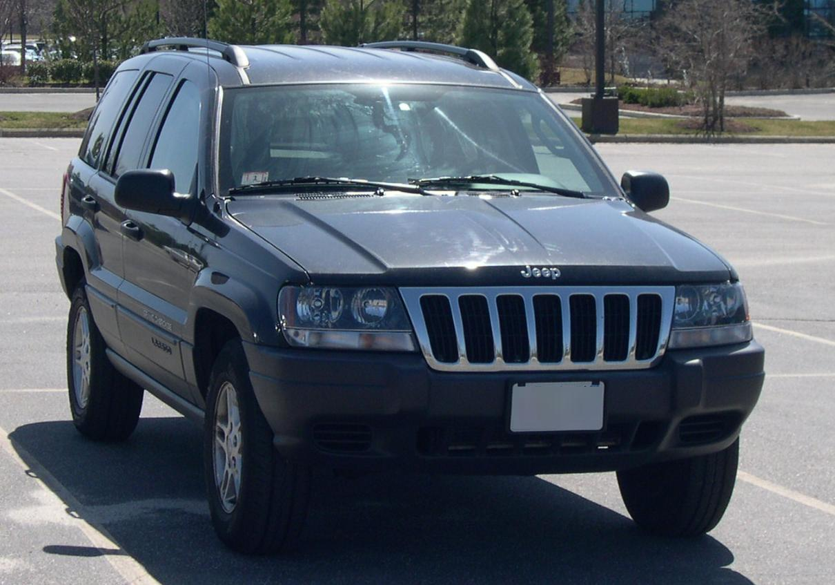 Jeep Grand Cherokee WJ photo 09