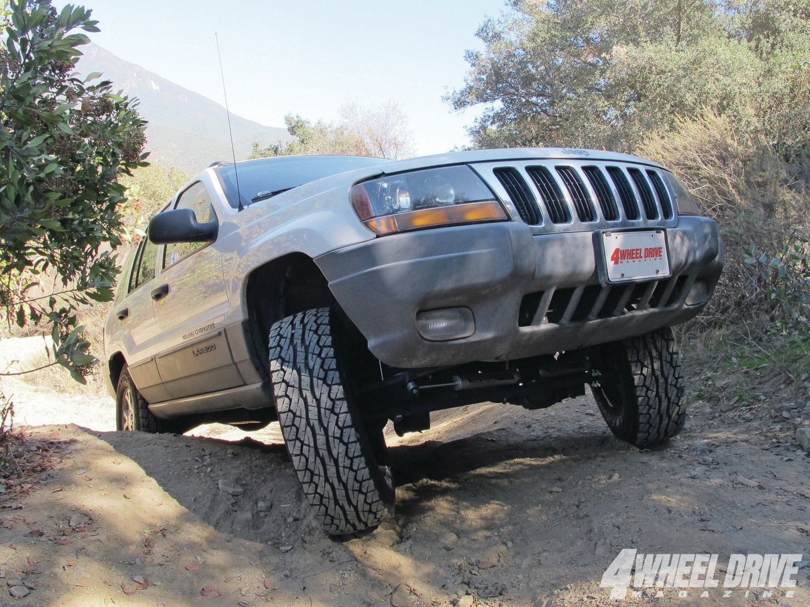 Jeep Grand Cherokee WJ photo 11