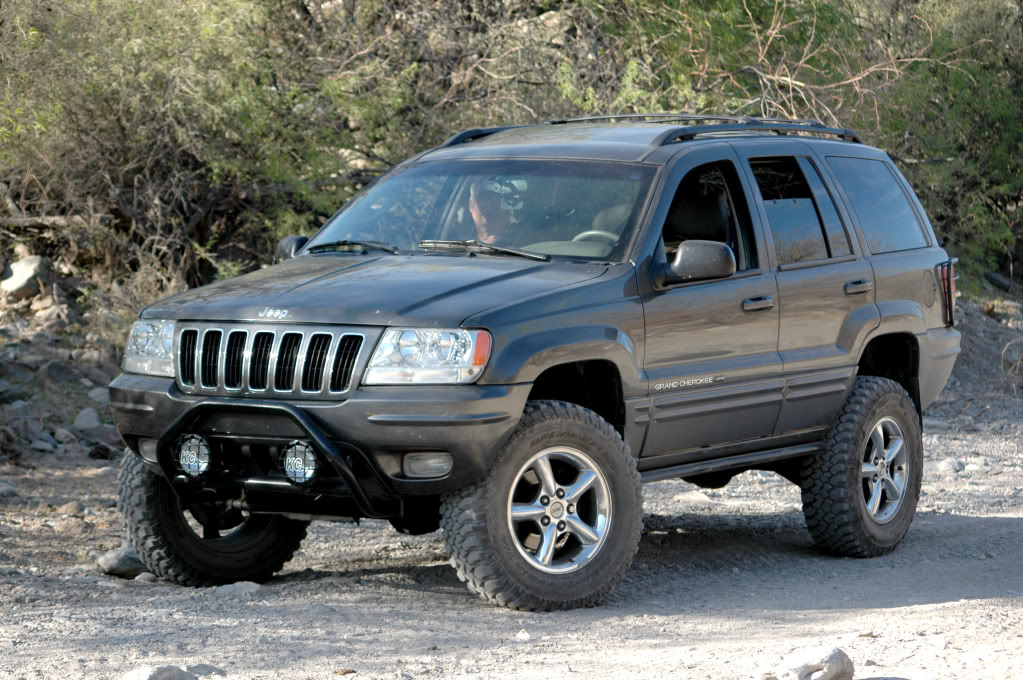 Jeep Grand Cherokee WJ photo 12