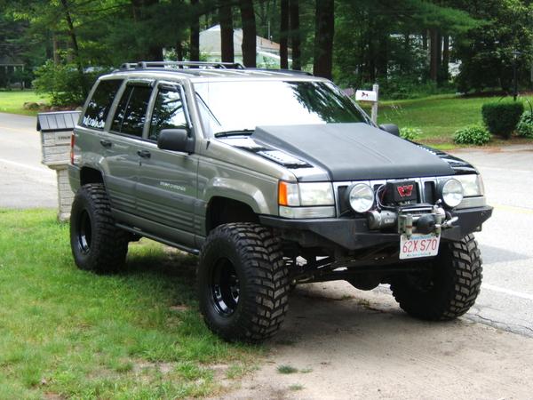 Jeep Grand Cherokee ZJ photos #5 on Better Parts LTD