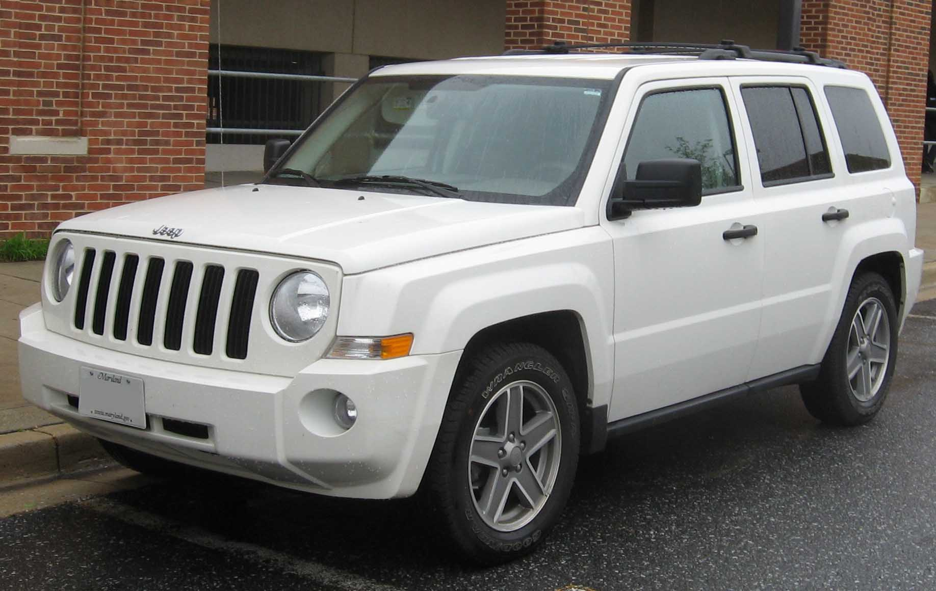 Jeep Patriot photo 01