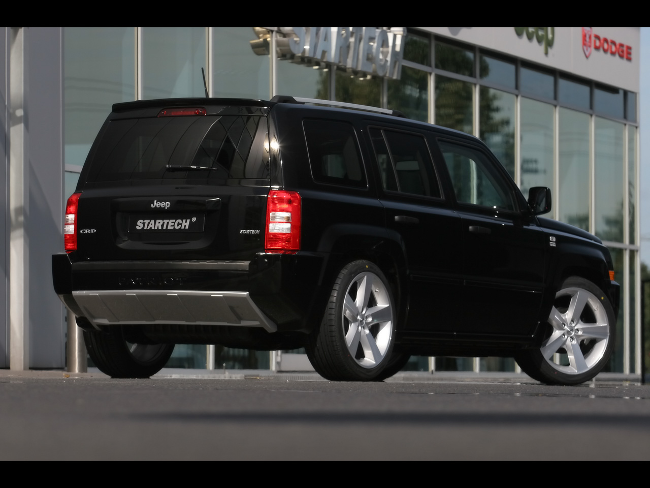 Jeep Patriot photo 03