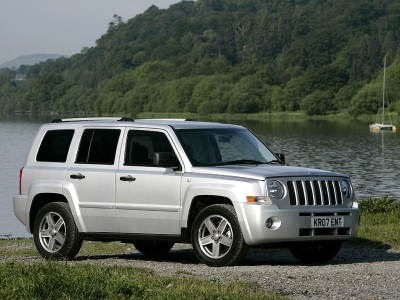 Jeep Patriot photo 04