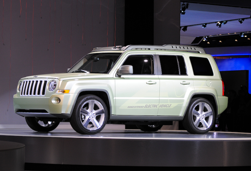 Jeep Patriot photo 05