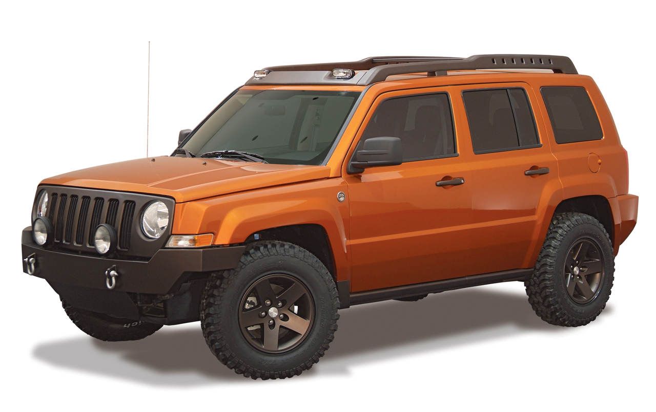Jeep Patriot photo 06