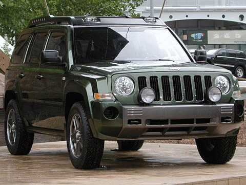 Jeep Patriot photo 07