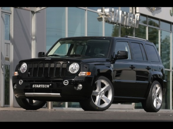Jeep Patriot photo 08