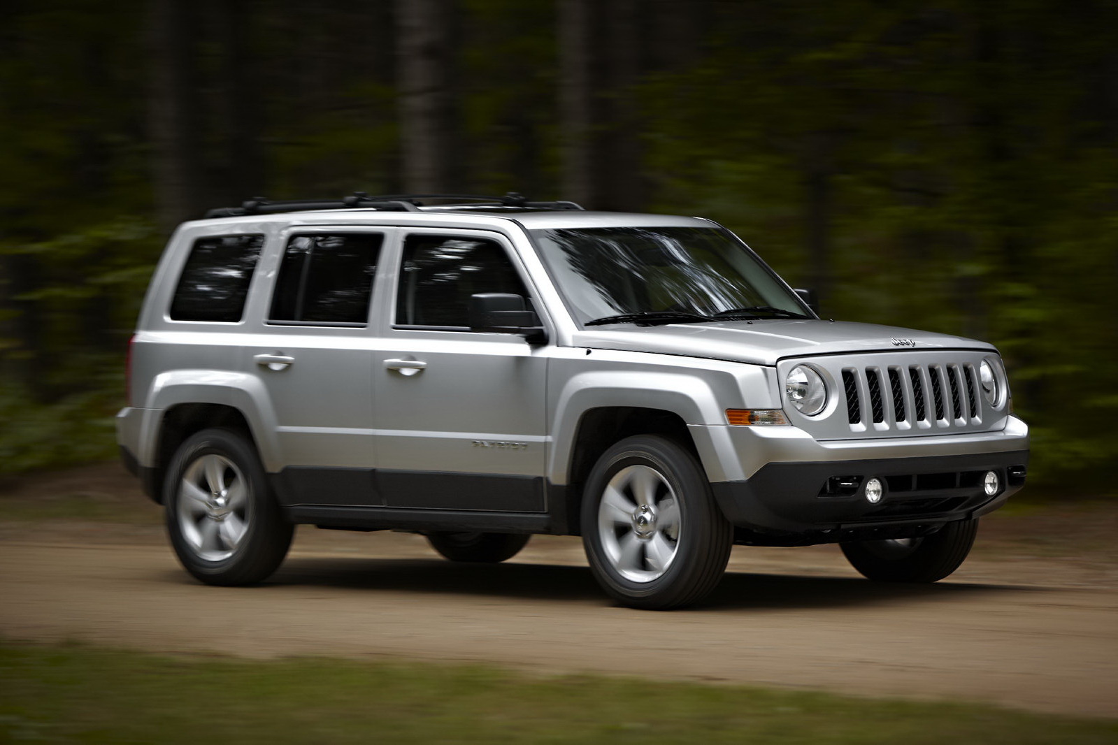 Jeep Patriot photo 09