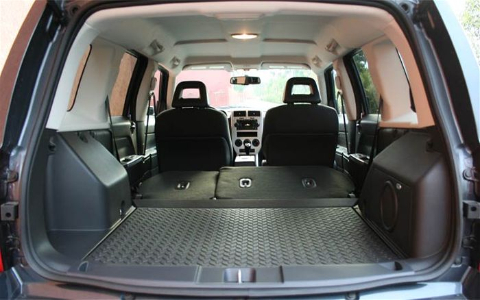 Jeep Patriot photo 11