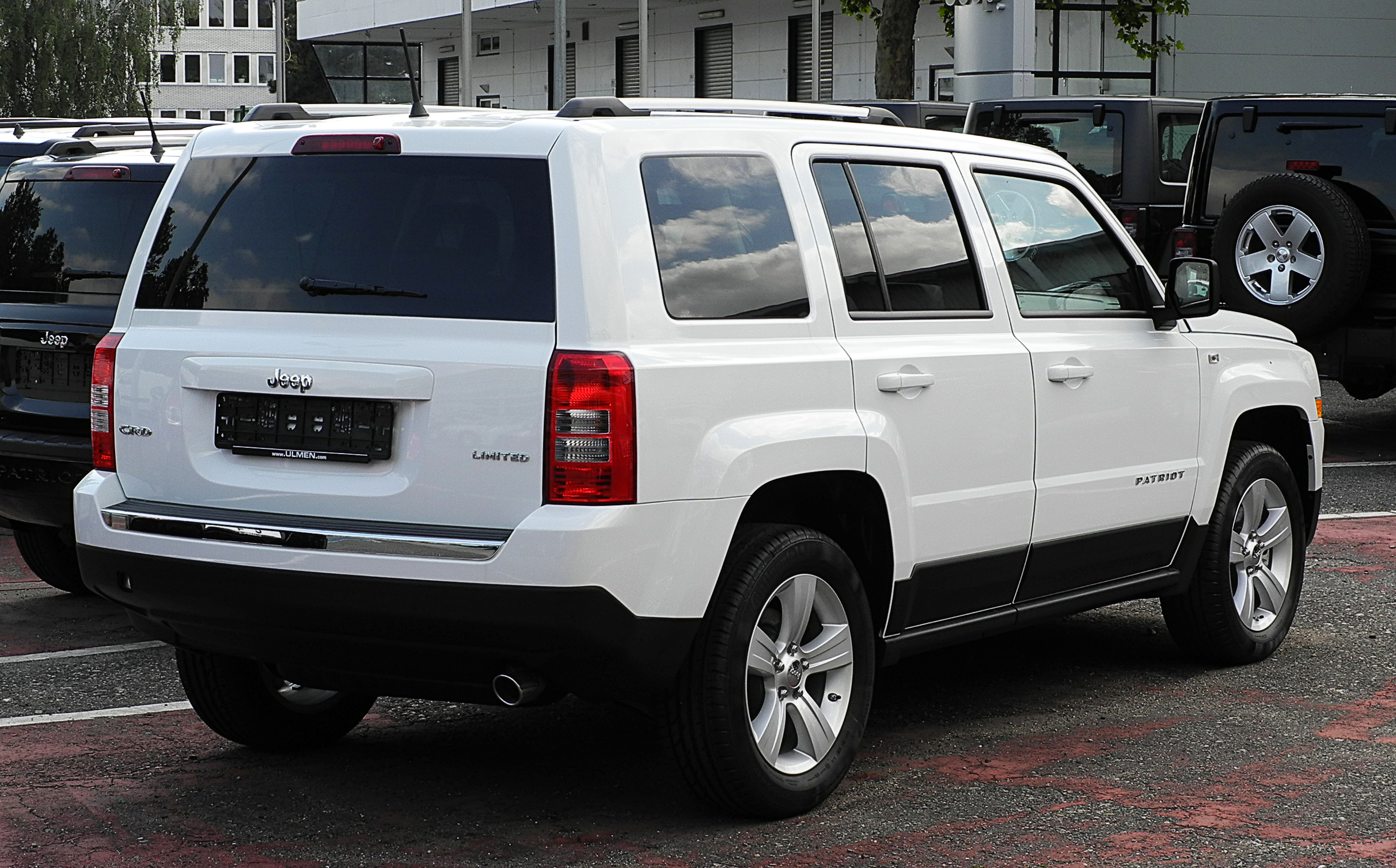 Jeep Patriot 2.2 CRD image #2